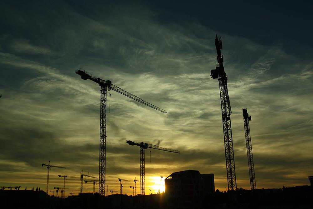 Construction employment reached 1.2m